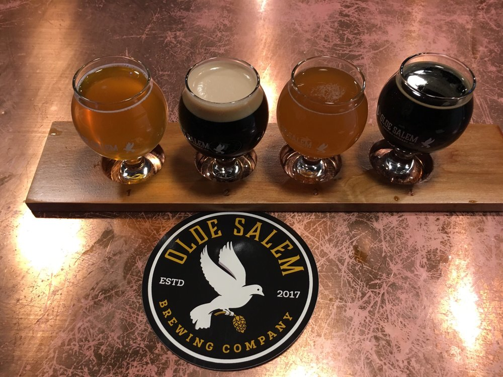 Olde Salem Brewing: 21 E Main St, Salem, VA