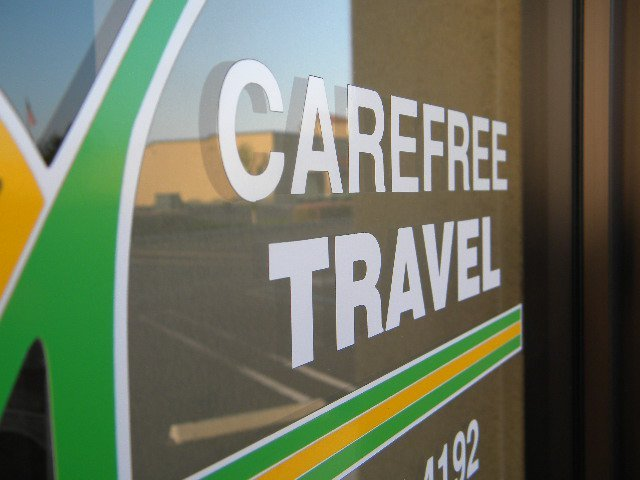 Candy's Carefree Travel: 1700 McHenry Ave, Modesto, CA