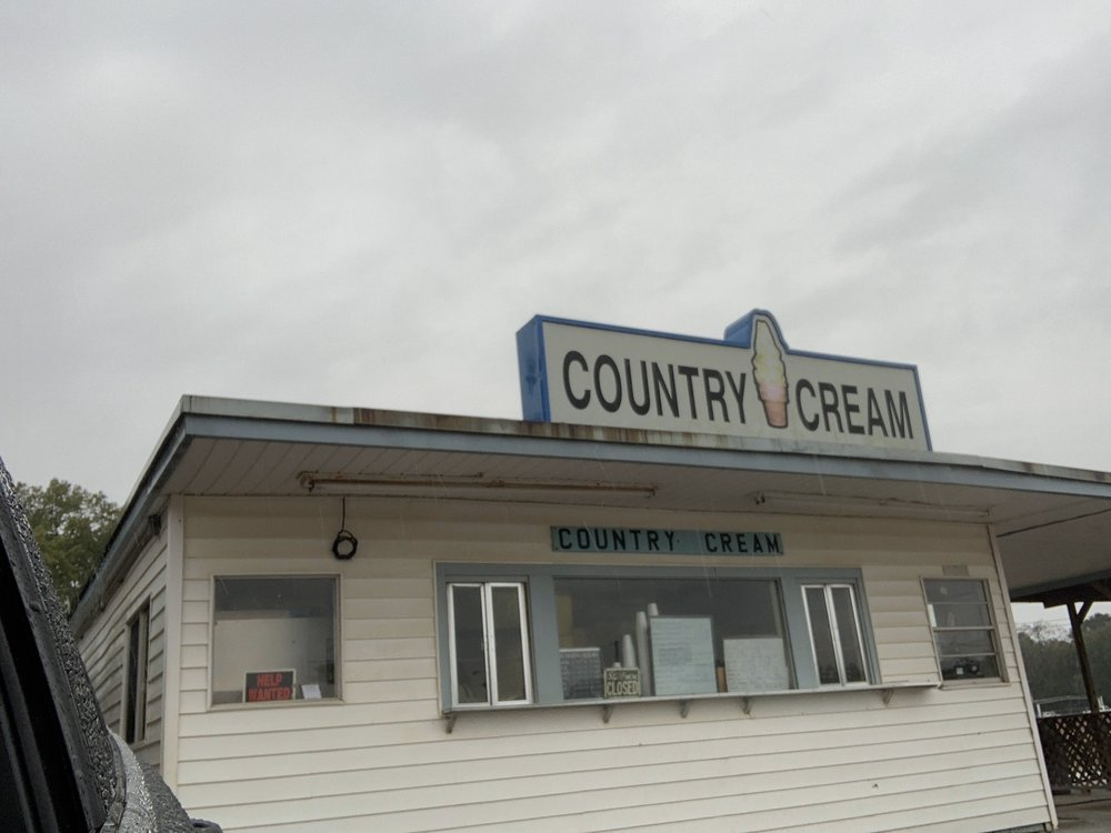 Country Cream: 102 S 12th St, Mer Rouge, LA