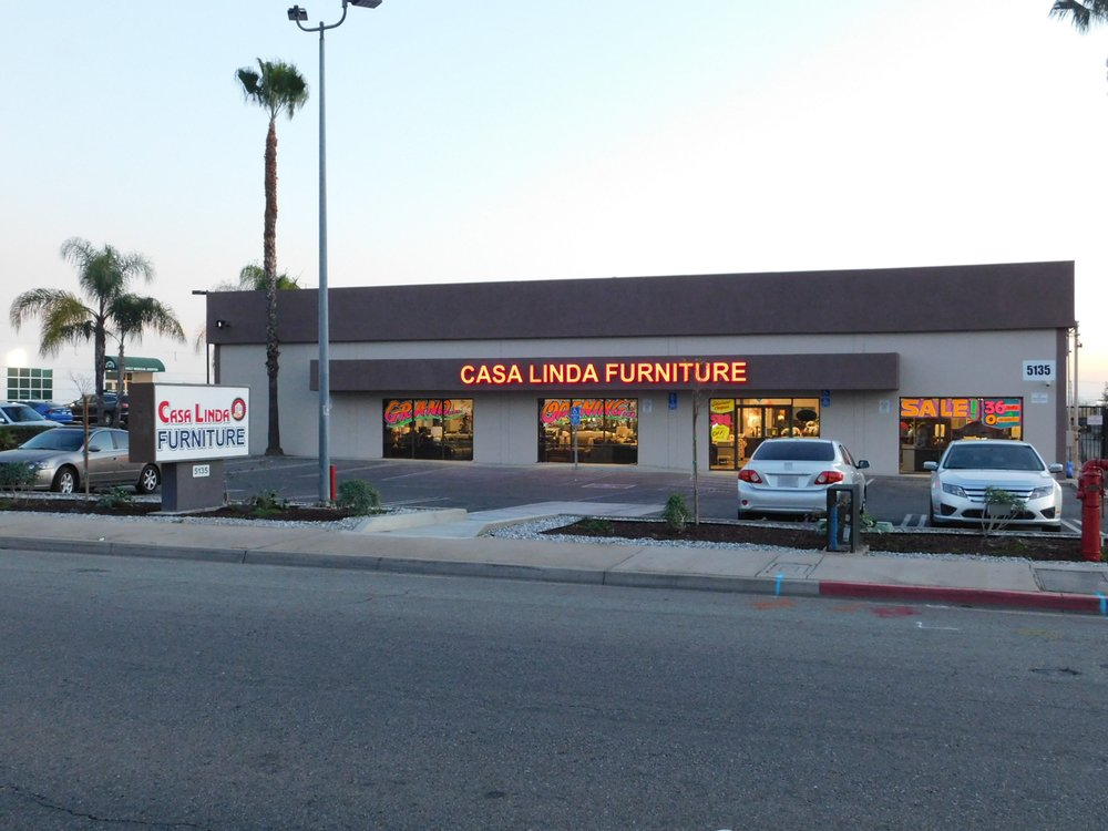 Casa Linda Furniture S 5135 Holt Blvd Montclair Ca Phone Number Yelp