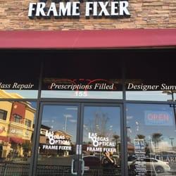 Eyeglass Repair Las Vegas Nevada : Frame Fixer - 19 Photos & 64 Reviews - Eyewear & Opticians ...