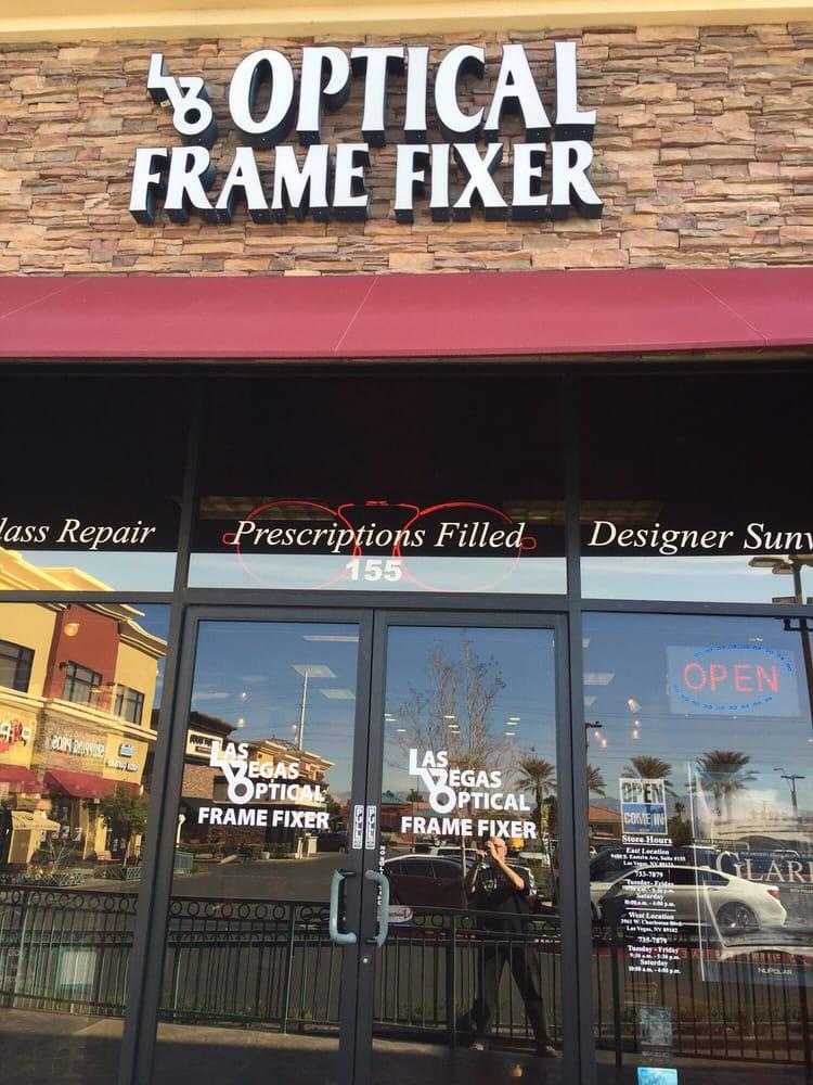 Frame Fixer - 21 Photos & 80 Reviews - Eyewear & Opticians - 9480 S ...