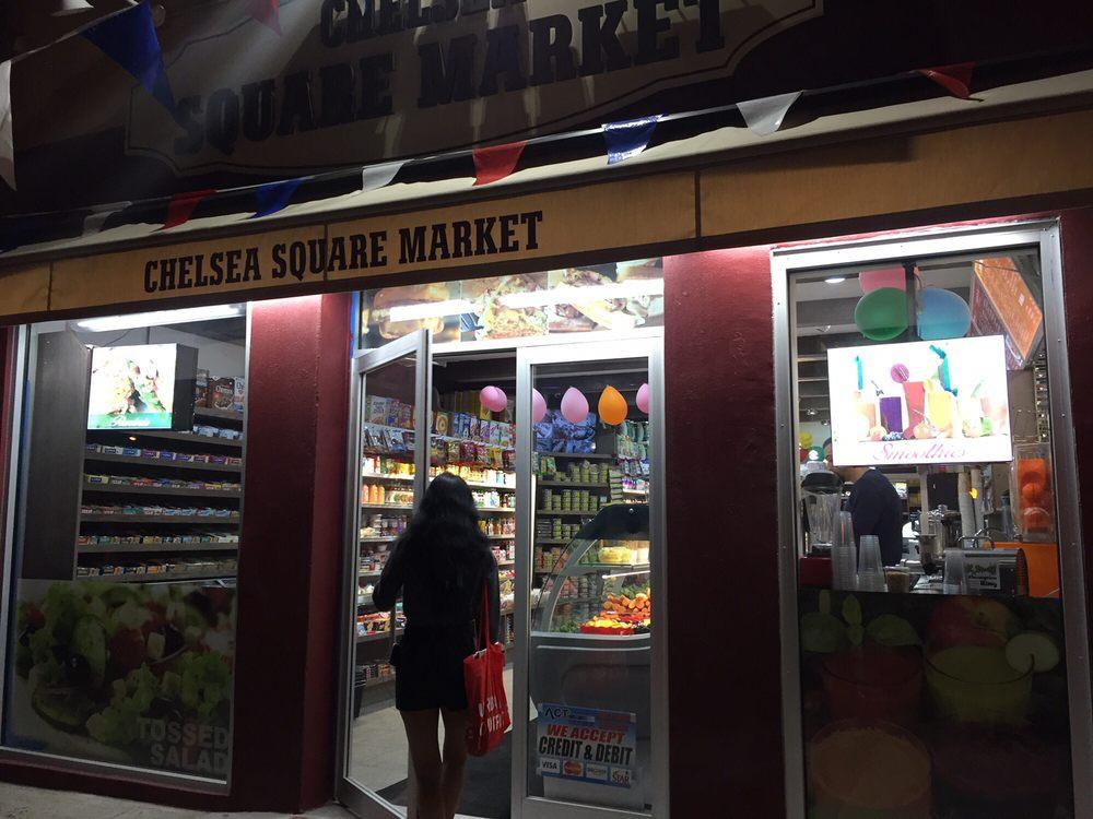 Chelsea Square Market
