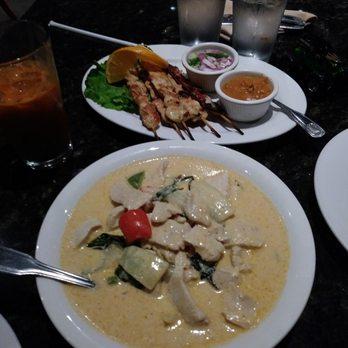 Bangkok West Thai Cafe San Diego Ca