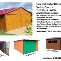 Garden Sheds Huddersfield secure-sheds - builders - 10 longfield avenue, huddersfield, west