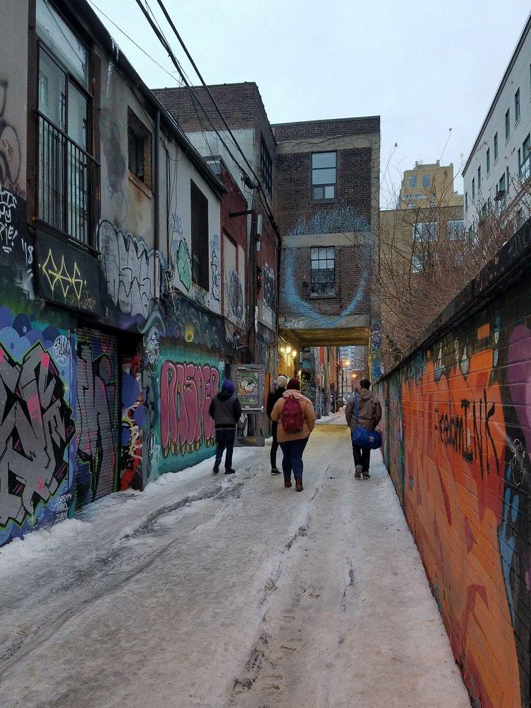 Graffiti Alley
