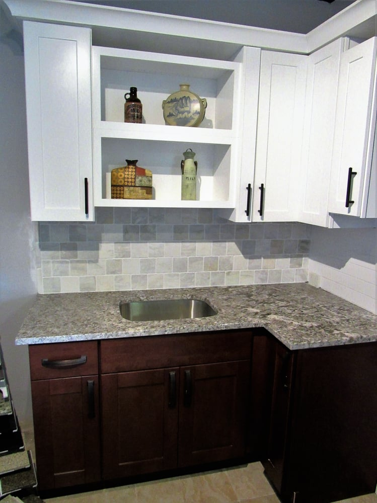 Photo Of Flooring Stone Cabinetry Vero Beach Fl United States Fabuwood Shaker