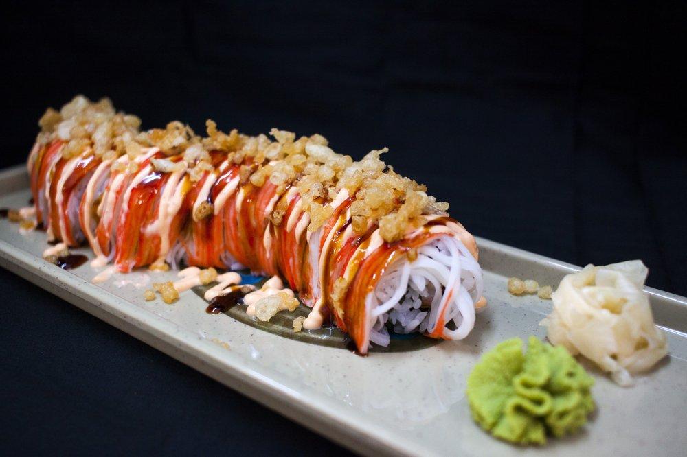 The Sushi Shack: 519 Blue Ridge St, Blairsville, GA