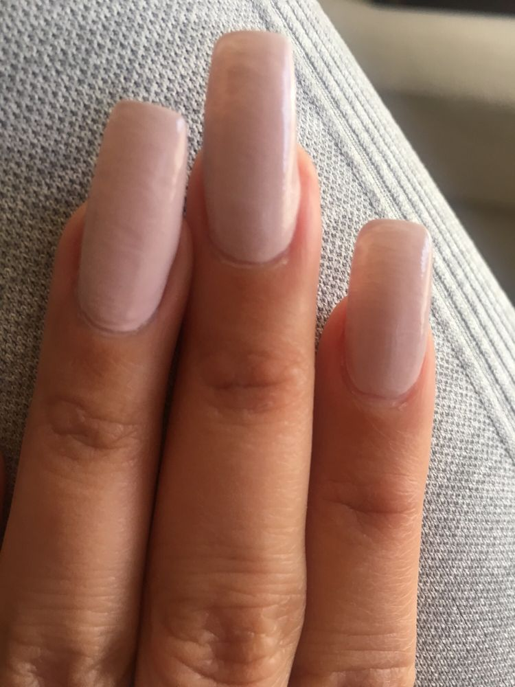 Just did my nails at this place! And look how bad they came out! can ...