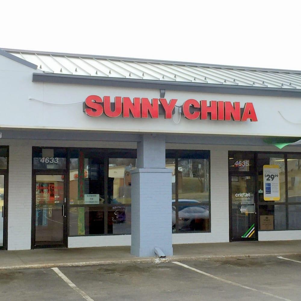 Sunny China