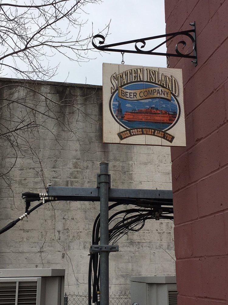Staten Island Beer Company: 20 Kinsey Pl, Staten Island, NY