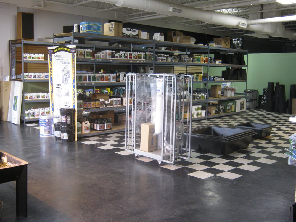 o - Hydroponic Stores Detroit