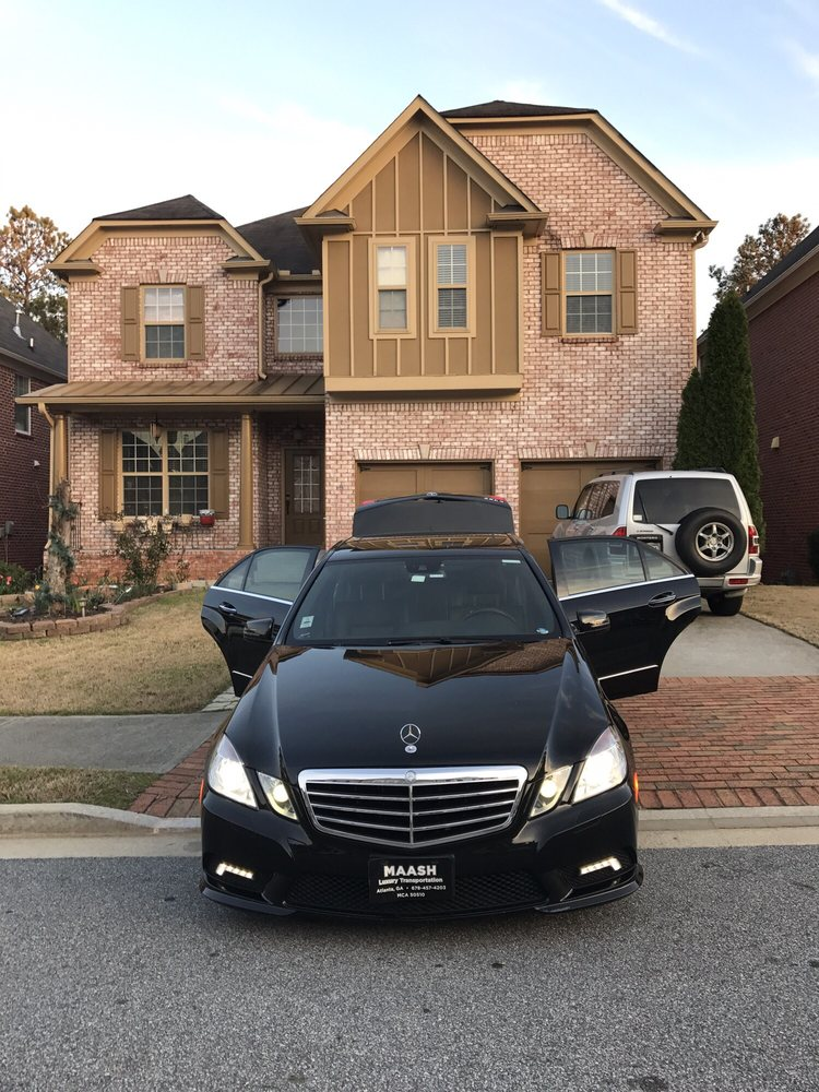 MAASH Luxury Transportation