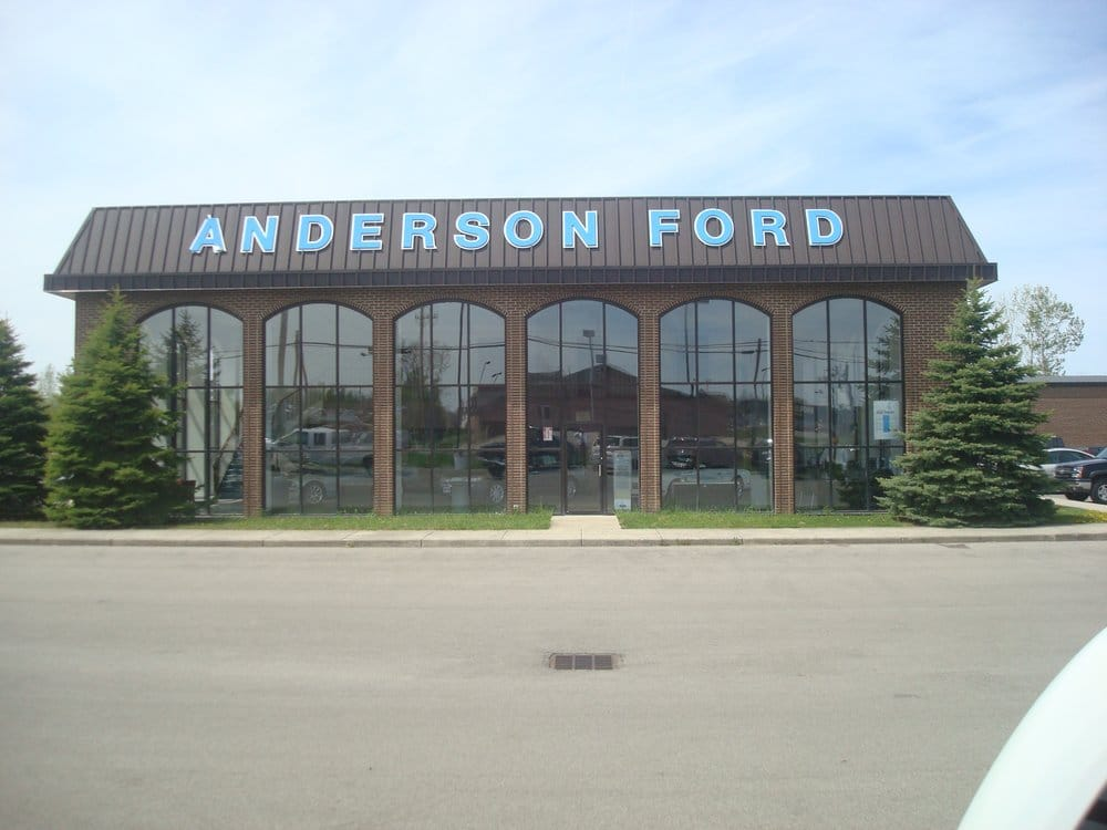 Anderson Ford Sales