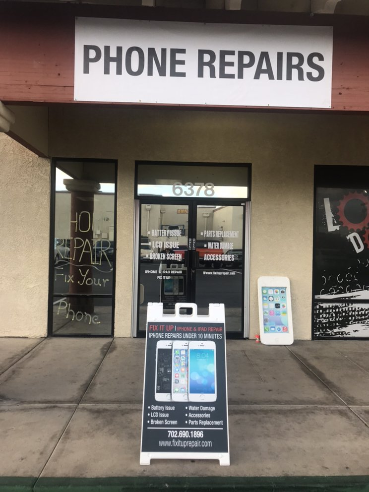 Fixitup Iphone and IPad Repair