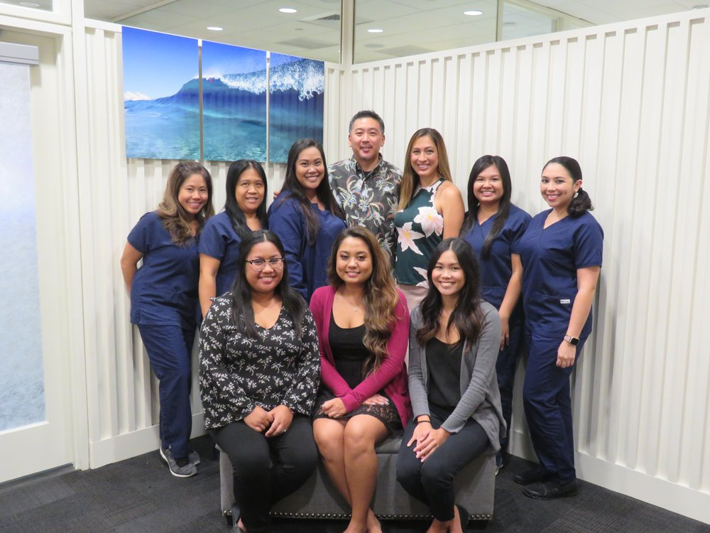 Laulani Dental Care: 91-1123 Keaunui Dr, Ewa Beach, HI