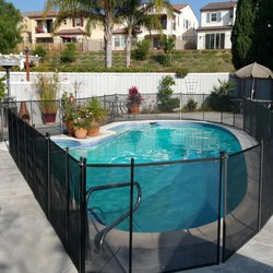 Photo Of Protect A Child Pool Fence San Go Marcos