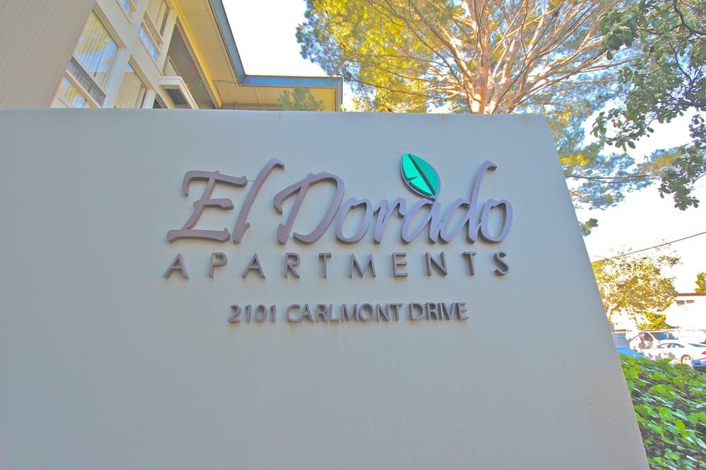 El Dorado Apartments: 2101 Carlmont Dr, Belmont, CA