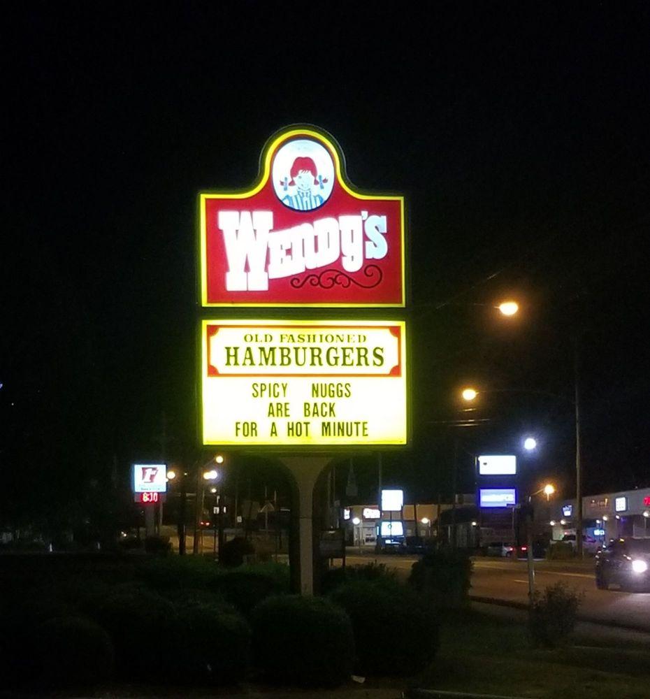 Wendy's: 1021 W Main St, Jacksonville, AR