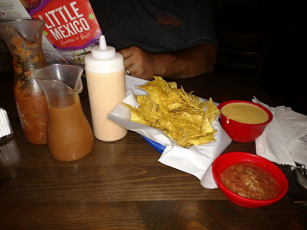 Little Mexico: 1810 Charleston Ave, Mattoon, IL