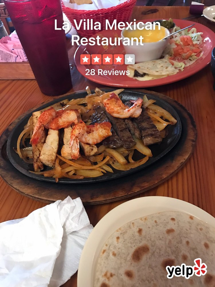 La Villa Mexican Restaurant Humble