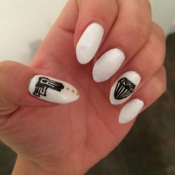 Photo Of Kawaii Artistic Nail Design San Go Ca United States White