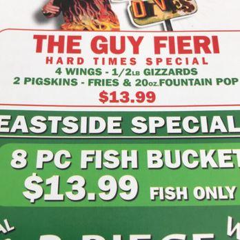 Eastside fish fry grill order food online 98 photos for Eastside fish fry menu