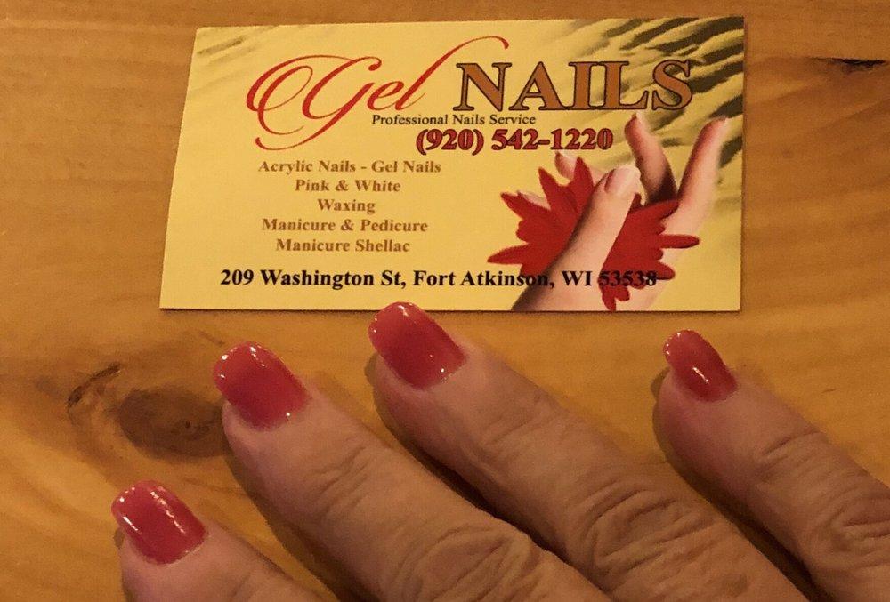 Gel Nails: 209 Washington St, Fort Atkinson, WI