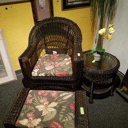 Photo Of Lindseyu0027s Attic   Cape Coral, FL, United States. Wicker Outdoor  Chair Part 39
