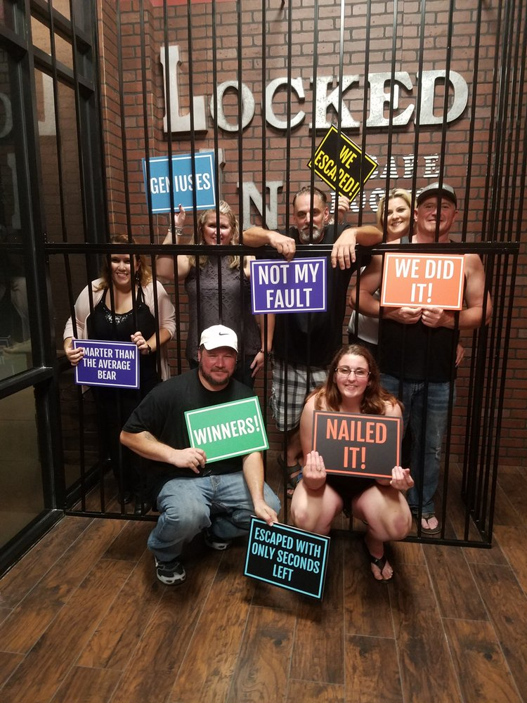 Locked In Escape Rooms: 2219 Cr 220, Fleming Island, FL