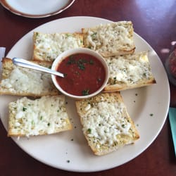 Photo Of Gino S Italian Restaurant Pizzeria Galveston Tx United States Garlic