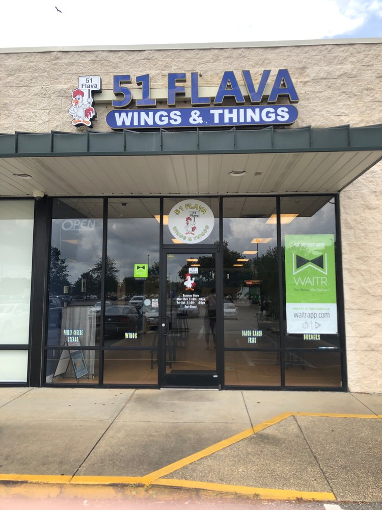 51 Flava Wings & Things: 3335 S Alabama Ave, Monroeville, AL