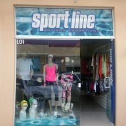 4b5167e22 Sportline Artigos Esportivos - Sports Wear - Rua Anita Garibaldi ...
