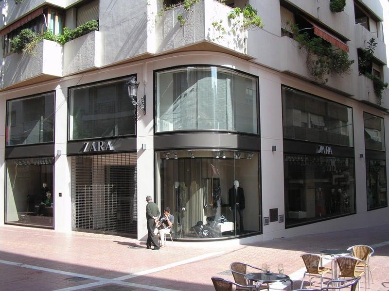 Zara ropa femenina calle san antonio 4 algeciras - Zara en cadiz ...