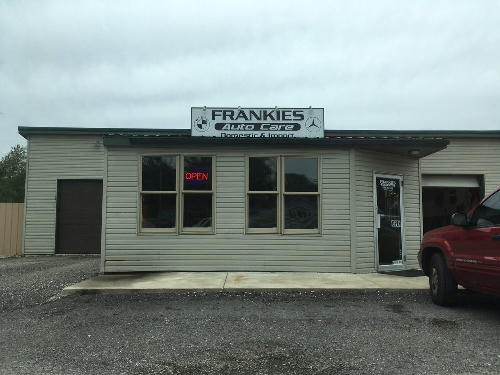 Frankies Auto Care: 1270 N Jackson St, Greencastle, IN