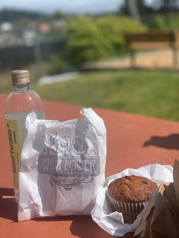 Wildflower Cafe & Bakery: 1604 G St, Arcata, CA