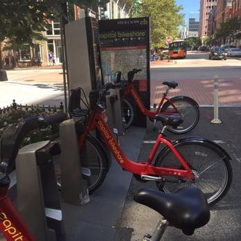 Capital Bikeshare - 53 Photos & 369 Reviews - Bike Sharing