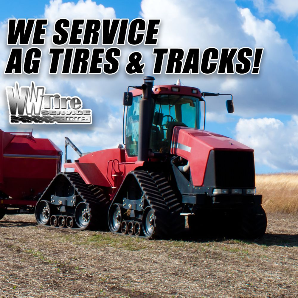 WW Tire Service: 3945 9th Ave SE, Watertown, SD