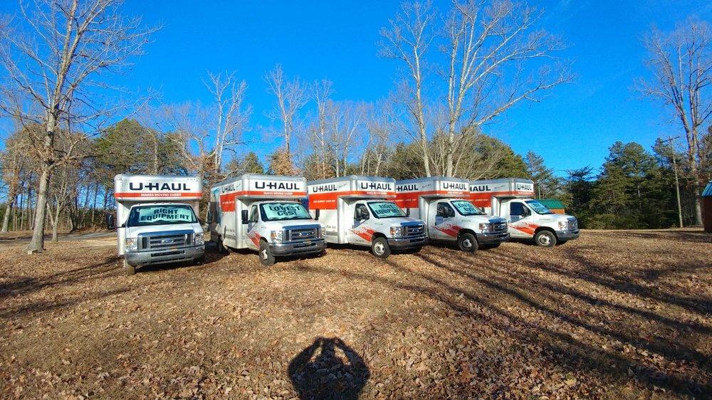 U-Haul Neighborhood Dealer: 2590 Union Cemetery Rd, Charlotte Court House, VA