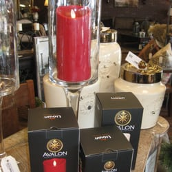 Photo Of Interior Accents   Redondo Beach, CA, United States. Flameless  Candles For ...