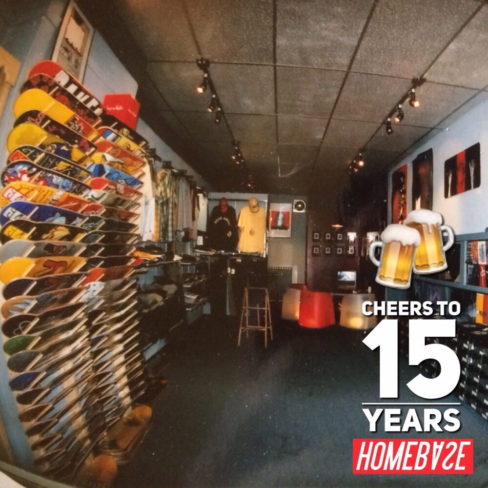 Homebase Skateshop: 29 W 4th St, Bethlehem, PA