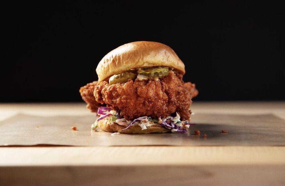Love Bird Almost Famous Chicken: 2101 Florida Ave S, Lakeland, FL