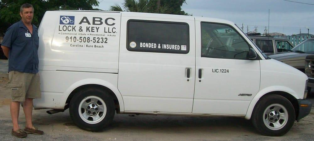 ABC Lock & Key: 608 Glenn Ave, Carolina Beach, NC
