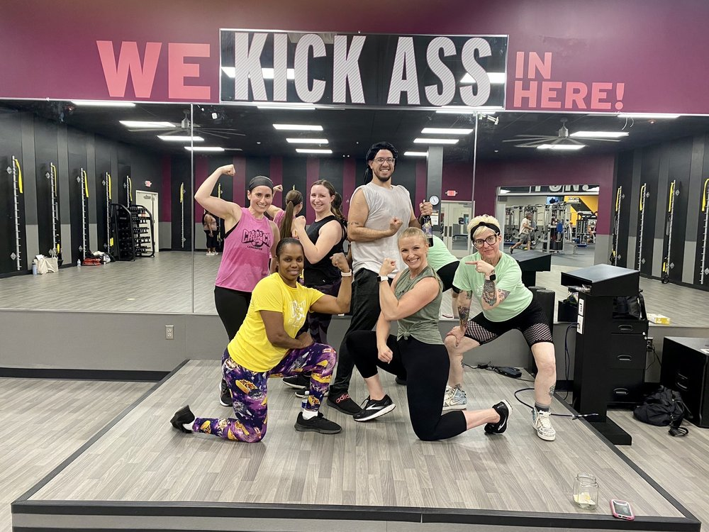 Crunch Fitness - Lancaster PA