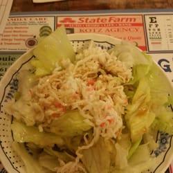 Photo Of Kasagiri Restaurant Tehachapi Ca United States Worst Salad My