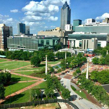 Omni Hotel Atlanta Review
