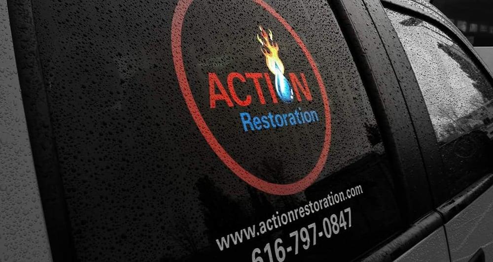 Action Restoration: 2469 Edward St, Jenison, MI