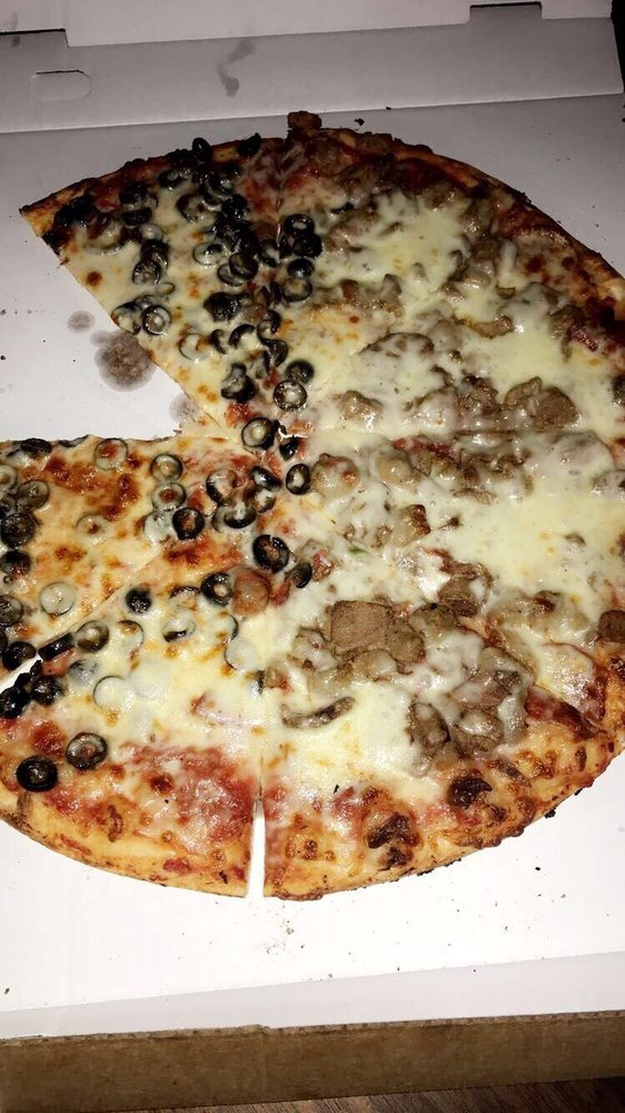 Brooklyn Halal Grilled Chicken & Pizza: 10607 S Harlem Ave, Worth, IL