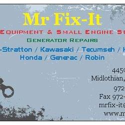 Mr Fix It Bike Repair Maintenance 4450 Fm 1387