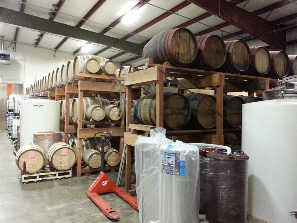 Germain-Robin Distillery: 1110 Bel Arbres Dr, Redwood Valley, CA
